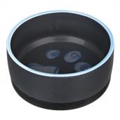 Skridsikker Blå Keramik foderskål