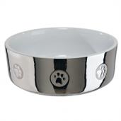 Sølv Keramik foderskål